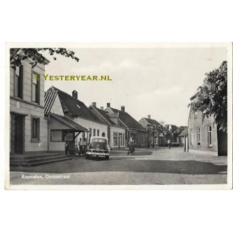 Rosmalen 1959 - Dorpsstraat
