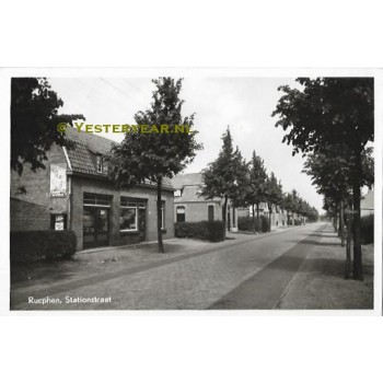 Rucen 1951 - Stationstraat