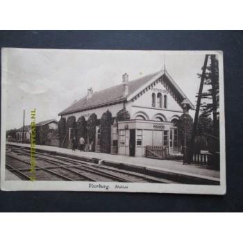 Voorburg 1930 - station