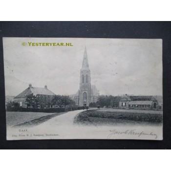 Baak 1904 - kerk