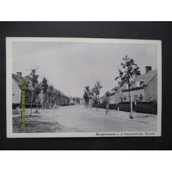 Drunen ca. 196 - Burg.v.d.Heijdenstraat