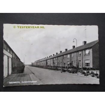 Nieuwkuijk / Vlijmen 1960 - Konijnenbergstraat