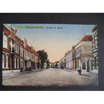 Bergen op Zoom 1915 - Antwerpschestraat