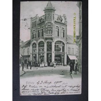 Tilburg 1900 - Markt