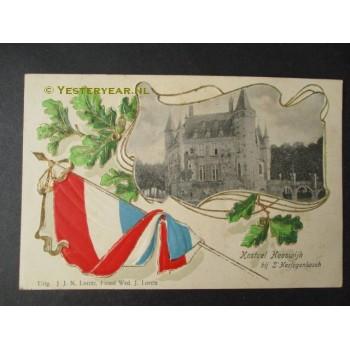 Heeswijk 1912 - kasteel
