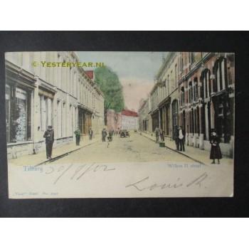 Tilburg 1902 - Willem II straat