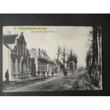 Hoogerheide 1906 - Dorpsstraat