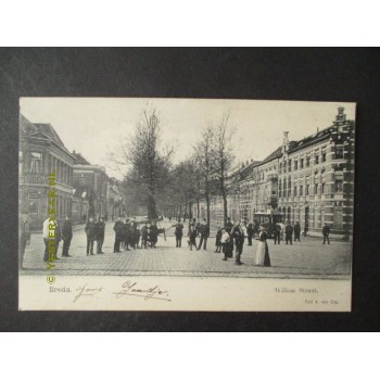 Breda 1905 - Willem Straat