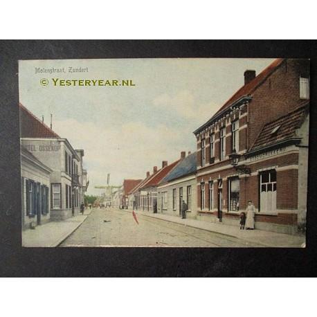 Zundert 1916 - Molenstraat