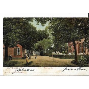 Ulvenhout 1904 - Boschwachter