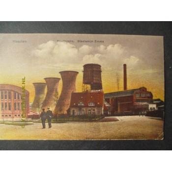 Heerlen 1915 - Staatsmijn Emme
