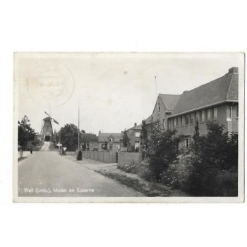 Well 1943 - molen en kazerne