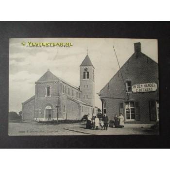 Horendonck (Esschen) 1910 - grens Brabant-Belgie- (Putte)