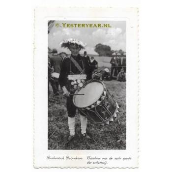 Brabantsch Dorpsleven 1940 - Lieshout tamboer schutterij