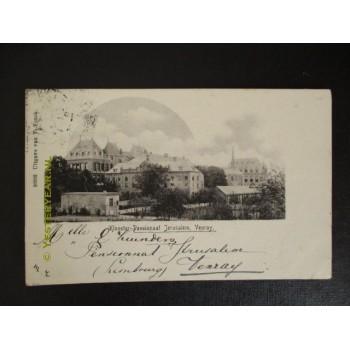 Venray 1901 - klooster pensionaat Jerusalem