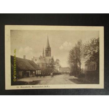 Molenschot 1920 - St.Annakerk