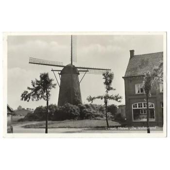 Liessel 1945 - molen de Volksvriend