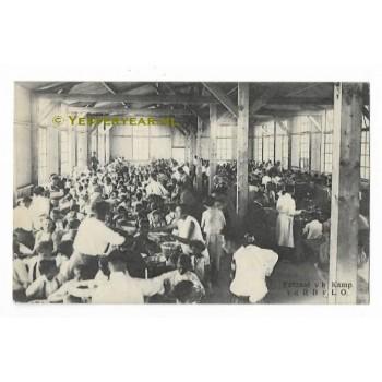 Gilze Rijen 1920 - eetzaal kamp RBvLO