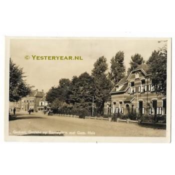 Gemert 1948 - Borretplein met gemeentehuis