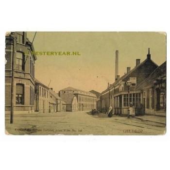 Geldrop 1907 - Berkers Verbunt no 143 - tramlijn