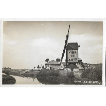 Grave 1947 - Lovendaalsingel - Graafsemolen