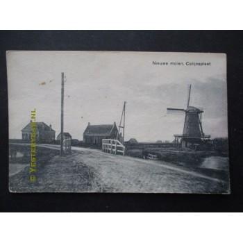 Colijnsplaat 1925 - molen Nooit Gedacht