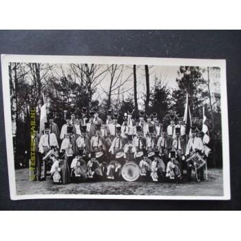 Ossendrecht 1960 - Drumband de Valkenjagers