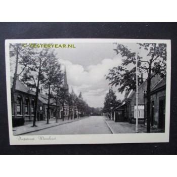 Ulvenhout 1941 - Dorpstraat