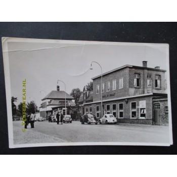 Wernhout 1955 - cafe de Zwaan - douane- grens