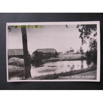 Eindhoven 1956 - watermolen Te Coll