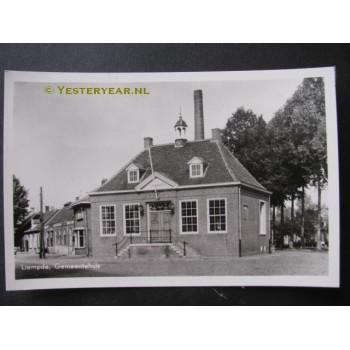 Liempde 1955 - Gemeentehuis