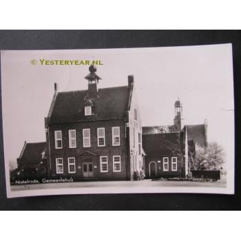 Nistelrode 1953 - Gemeentehuis