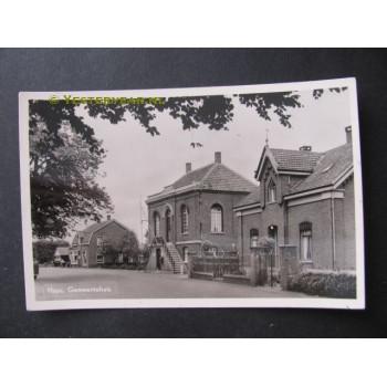 Haps 1953 - Gemeentehuis