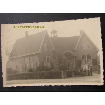 Luyksgestel ca. 1935 -Gemeentehuis - fotokaart