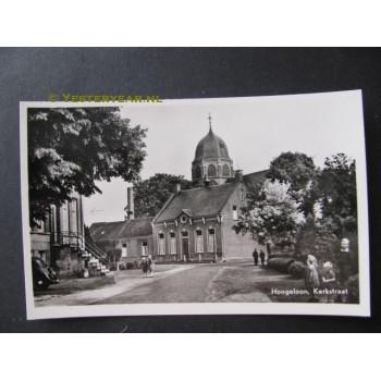 Hoogeloon ca. 1950 - Kerkstraat