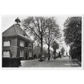 Boekel 1954 - Raadhuis