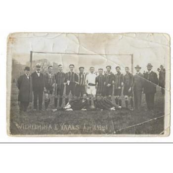 Vaals 1921 - voetbalelftal Wilhelmina I - foto