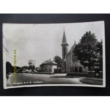 Hillegom 1949 - R.K.St.Jozefskerk