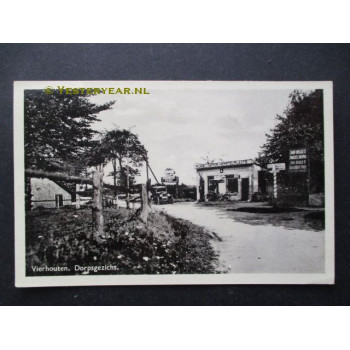 Vierhouten 1941 - dorpgezicht -