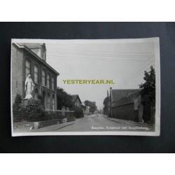 Beegden 1940 - Kruisstraat + Jeugdherberg