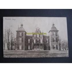 Roosteren ca. 1910 - Kasteel