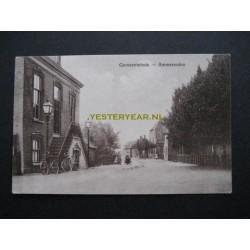 Ammerzoden 1920 - Gemeentehuis - Voorstraat
