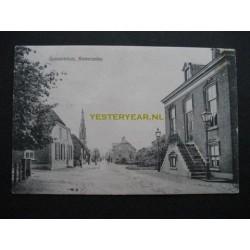 Ammerzoden 1919 - gemeentehuis - Voorstraat