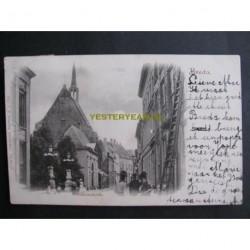 Breda 1900 - Catharinakerk