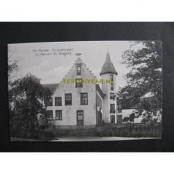 Helvoirt ca. 1910 - Kasteel Zwijnsbergen