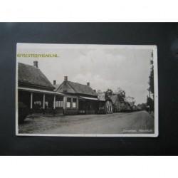 Nieuwkuijk ca. 1935 - Dorpsstraat + cafe