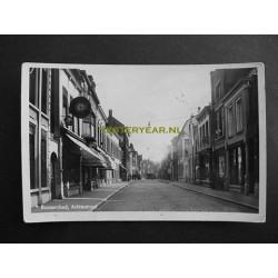 Roosendaal 1949 - Achterstraat