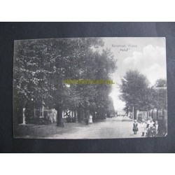Vlijmen 1915 - Kerkstraat
