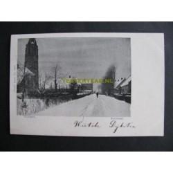 Vlijmen 1904 - Kerkstraat