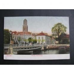 Zwolle ca. 1905 - Nieuwe Havenbrug